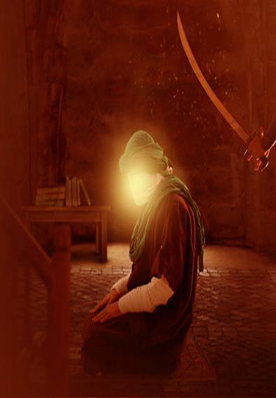 ضربت تیغ تکفیر بر فرق ایمان  (١٩ رمضان)
