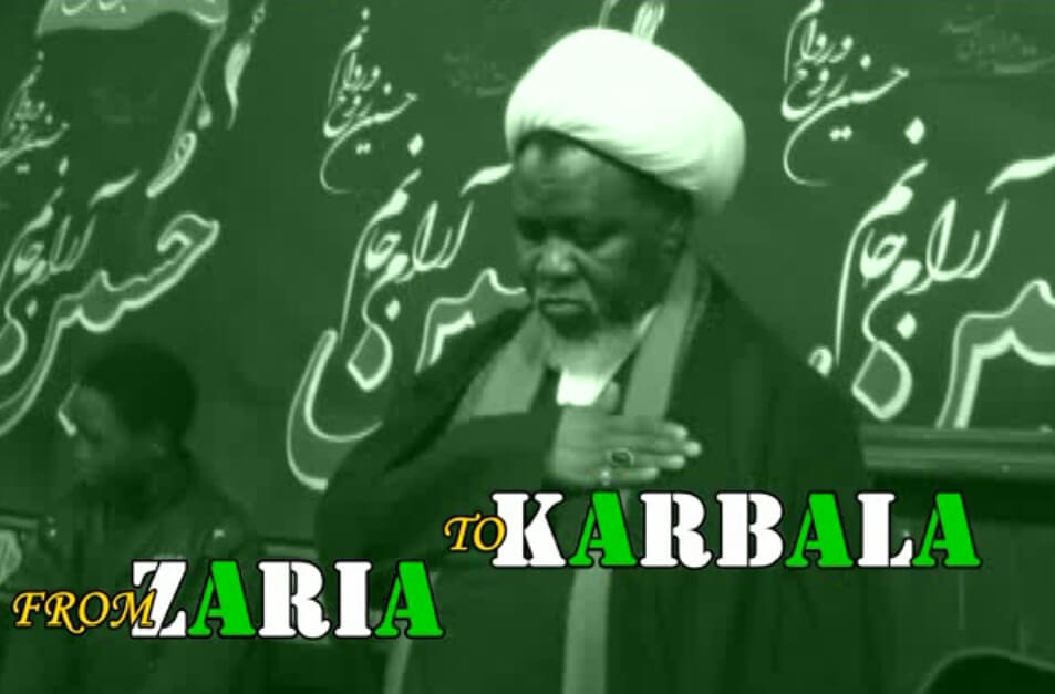 From Zaria to Karbala