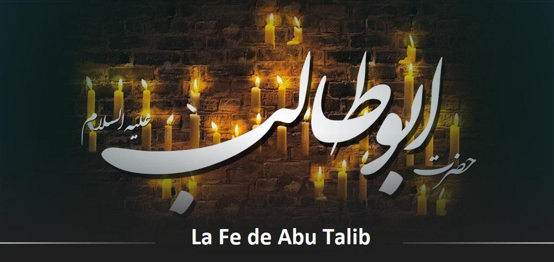 La fe de Abu Talib, el tío del Profeta Muhammad (PBD)
