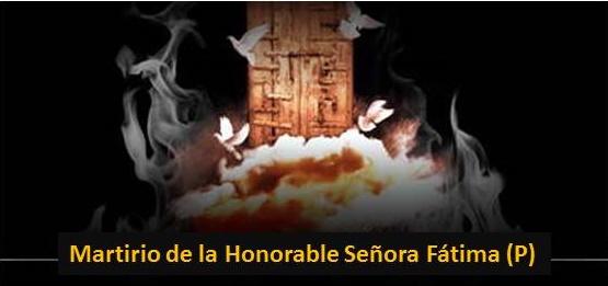 Martirio de la honorable señora Fátima (P) desde el punto de vista del Ayatolá Makarem Shirazi