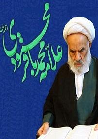 پیام آیةاللهالعظمی مكارم شیرازی به بزرگداشت علامه محمودی
