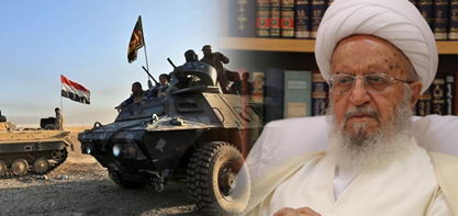 The Statement of Grand Ayatollah Makarem Shirazi Concerning the Liberation of the Iraqi City of Mosul