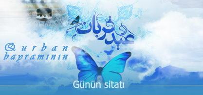 Ayətullah Məkarim Şirazinin baxışında Qurban bayramının fəlsəfəsi