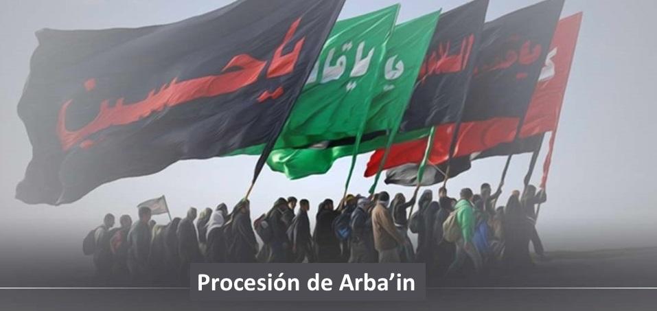 La procesión de Arba'in y sus dimensiones globales