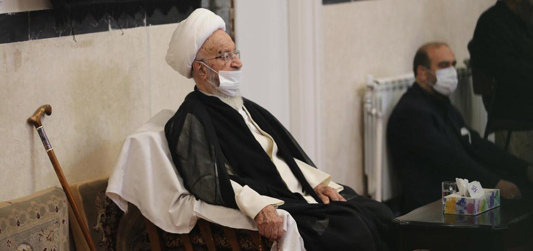 گزارش تصویری مراسم سالروز رحلت پیامبر اکرم (ص) و امام حسن مجتبی (ع)