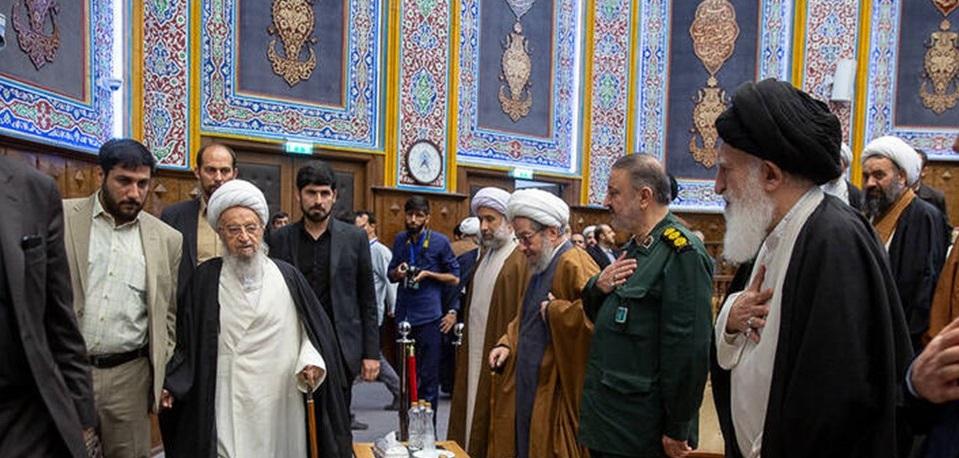 Ceremonia de conmemoración del martirio del General Qasim Soleimani y Abu Mahdi Al-Muhandis