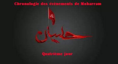 Les combats de l'imam Hossein (as) contre le régime de Mouawiya