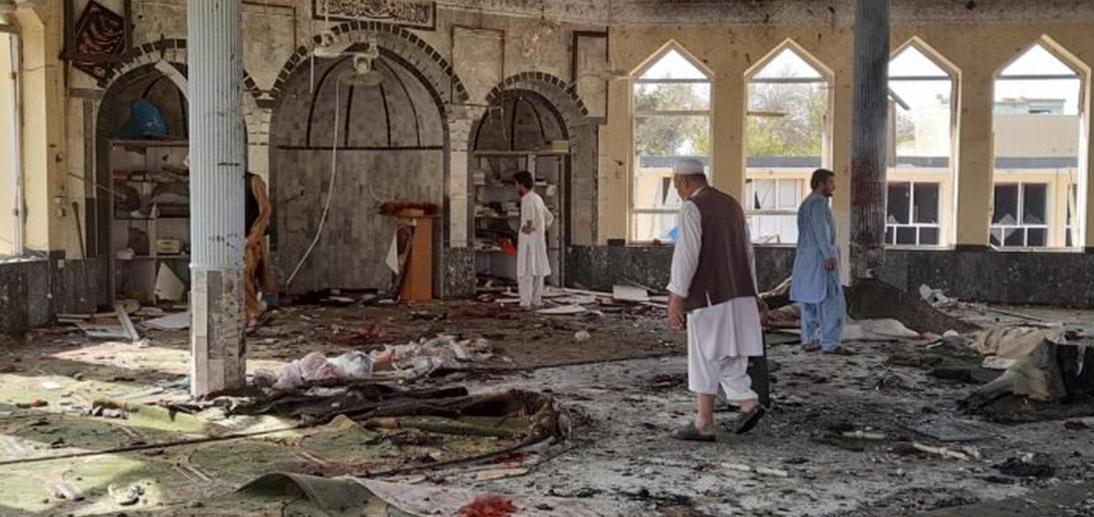 پیام حضرت آیت الله العظمی مکارم شیرازی(دامت برکاته) به مناسبت حادثه هولناک مسجد قندوز افغانستان
