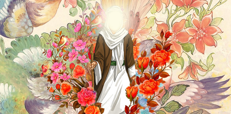 امام رضا(ع) و راه ندادن شیعیان به منزل؟!