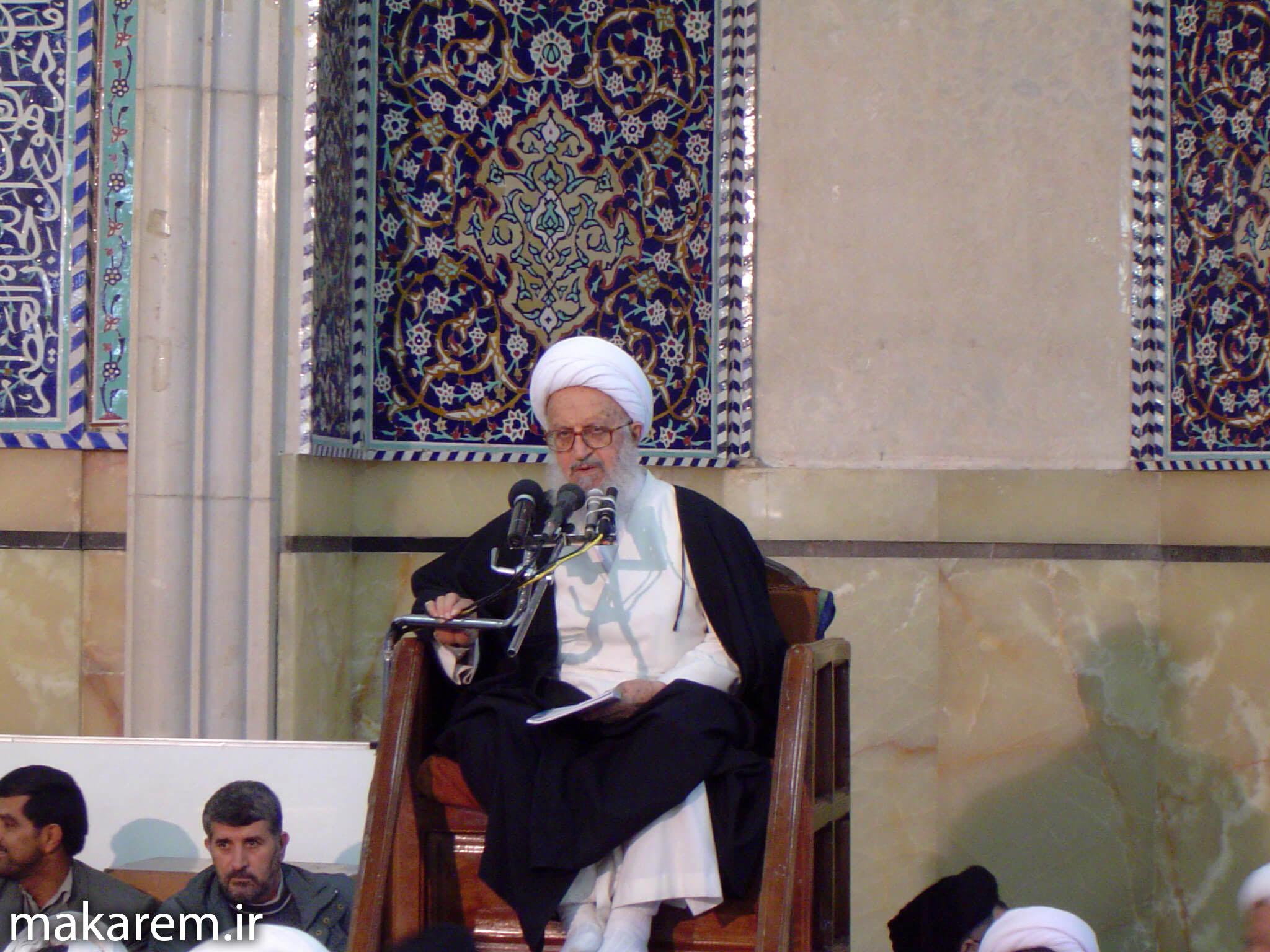 اربعین حسینی 1-مدرسه الامام امیر المومنین (ع)
