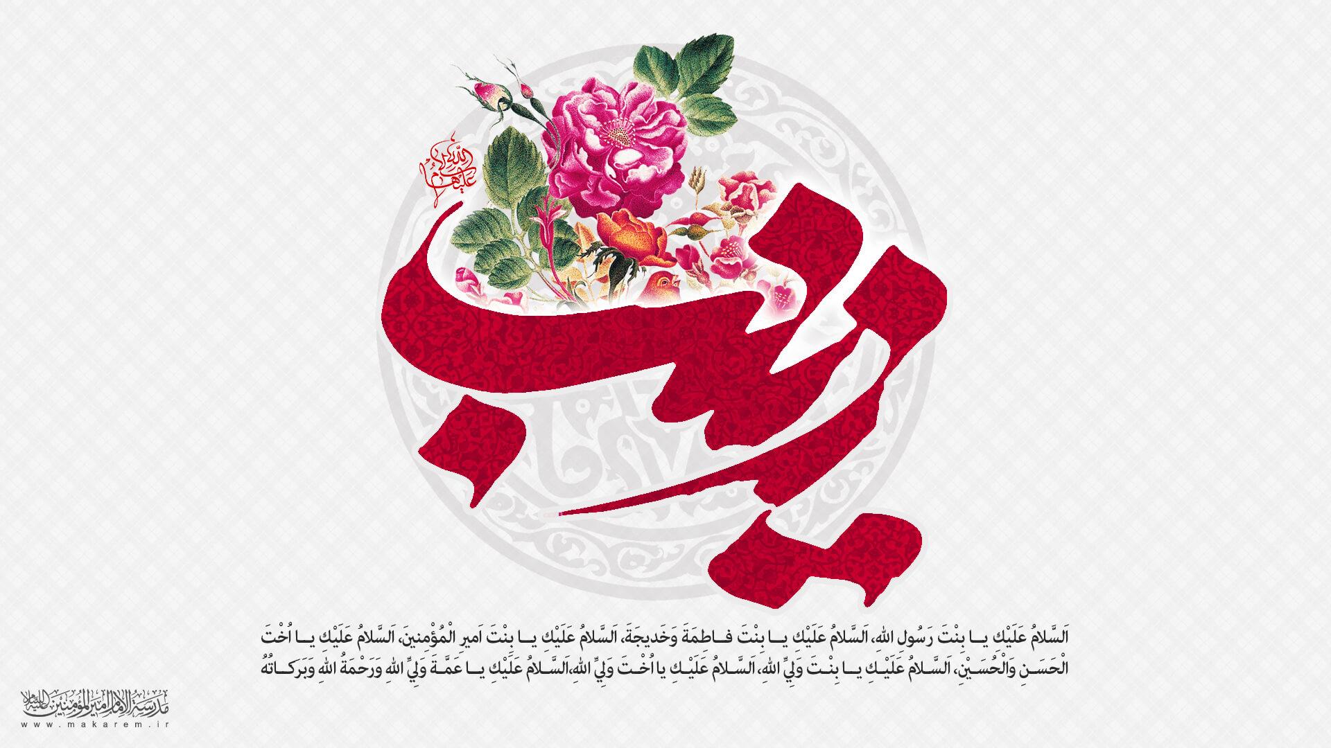 حضرت زینب 04-مدرسه الامام امیر المومنین (ع)