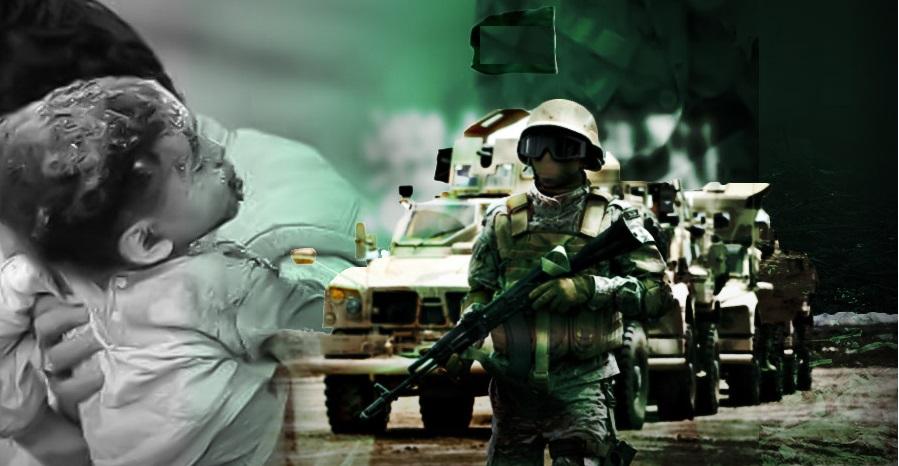 ادعای حقوق بشر کشورهای غربی