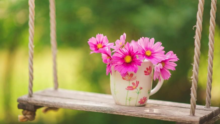 سعادت در آرامش است