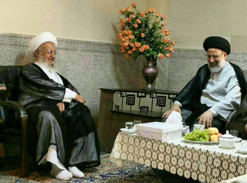 اهم مطالب مطرح شده در دیدار رییس قوه قضاییه با آیت الله العظمی مکارم شیرازی
