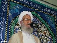 حضرت آیت الله العظمی مکارم شیرازی در دیدار با تولیت محترم آستان قدس حضرت ثامن الحجج(ع)