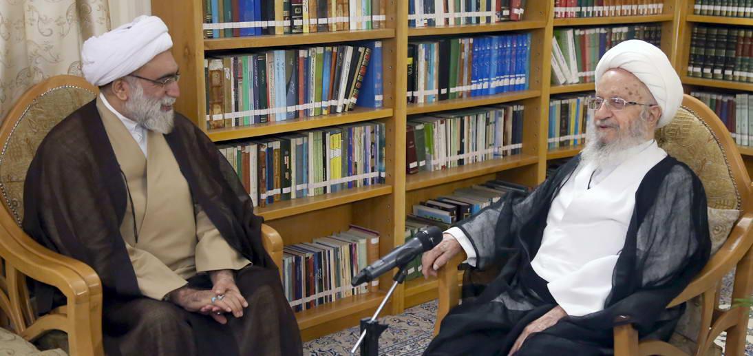 توصیه های مهم حضرت آیت الله العظمی مکارم شیرازی به تولیت محترم جدید آستان قدس رضوی