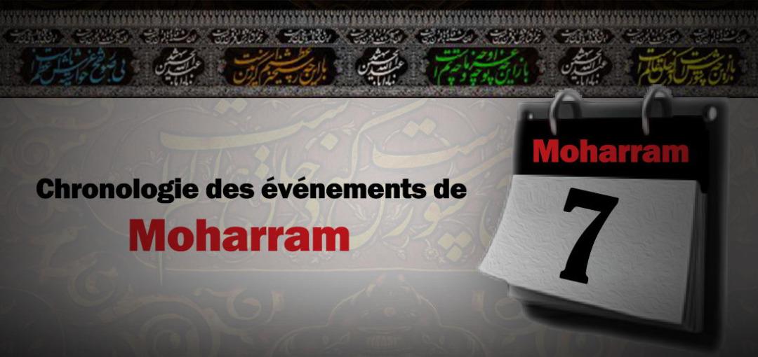 Evénements du septième jour de Moharram