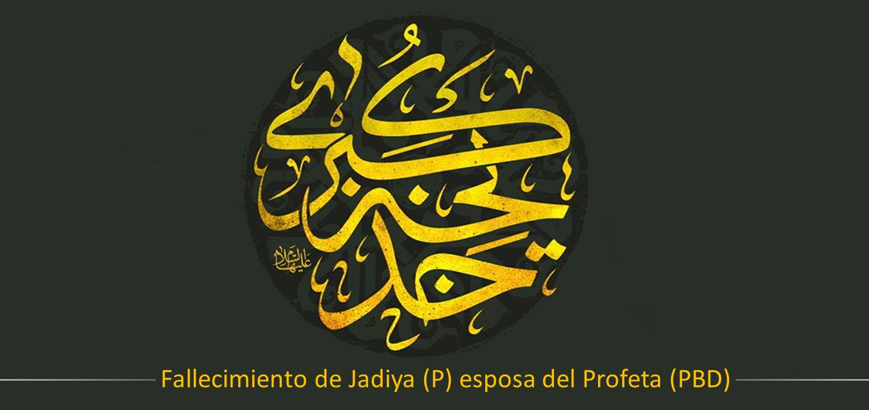 Un vistazo a la vida de la honorable señora Jadiya (P)