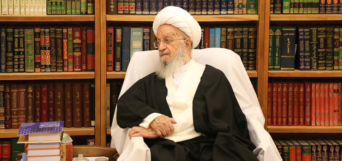 اهم مطالب مطرح شده در در دیدار رییس قوه قضاییه با آیت الله العظمی مکارم شیرازی