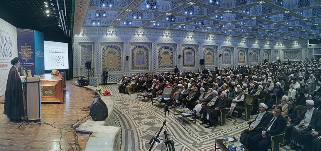 آستان قدس رضوی آماده هرگونه همکاری در زمینه گسترش علوم اسلامی است