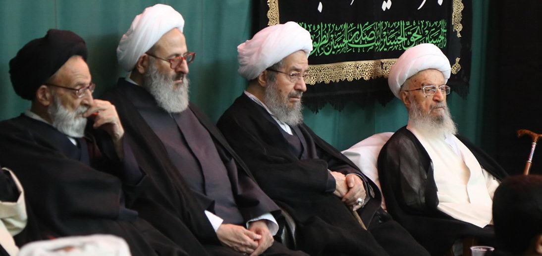 برگزاری مراسم سوگواری شهادت امام حسن مجتبی علیه السلام