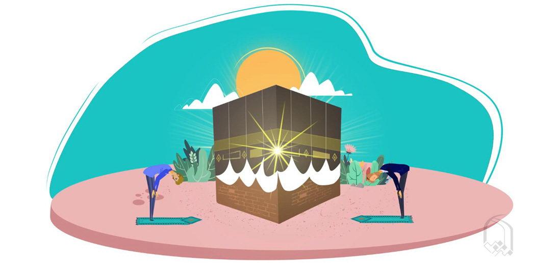 رونمایی از مجموعه موشن گرافیک آموزش احکام نماز