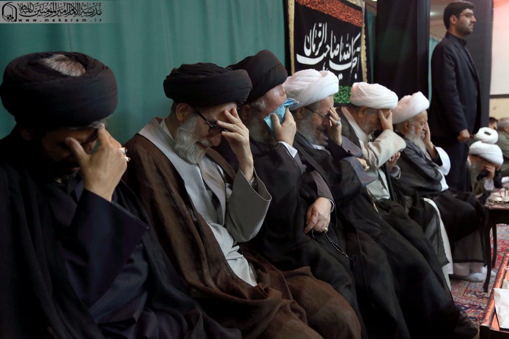 مراسم عزاداری دهه اول محرم -مدرسه الامام امیر المومنین (ع)