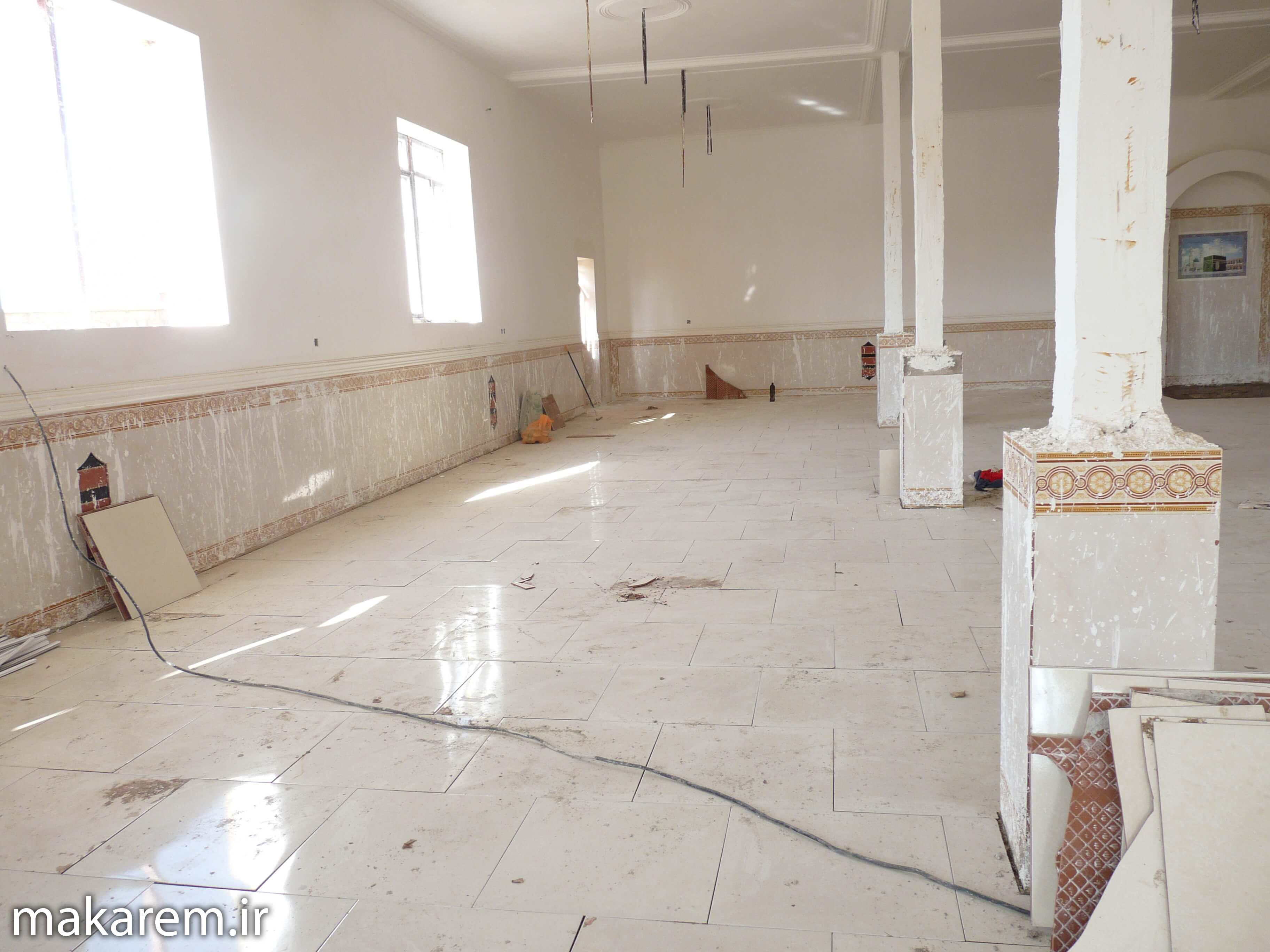 موسسه 110مسجد و مدرسه-مدرسه الامام امیر المومنین (ع)